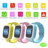IP67는 방수 처리한다 Sos 단추 (Y5W)를 가진 아이 GPS 추적자 시계를
