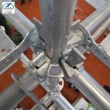 Sistema de Ringlock y tubo nuevos y usados del andamio