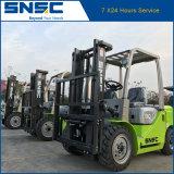 Forklift Diesel de China Snsc 3ton com deslocador lateral