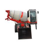 販売のための自己のローダーのセメントの具体的なミキサーのトラック