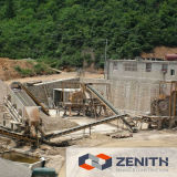 Каменное Crushing Plant/Aggregate Processing Equipment 100-500tph