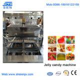 柔らかいゼリーキャンデーの生産ライン 機械を作るゼリー キャンデー機械