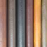 Alta qualidade Alta resistência à abrasão Fabricante de móveis de couro sintético exportador