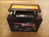 Mf-Yt4l-BS 12V4ah dichtete wartungsfreie Leitungskabel-saure Fabrik betätigte Motorrad-Batterie