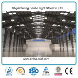 Lay-out van de Bouw van de Fabriek van de Vervaardiging van de Structuur van het Staal van het Ontwerp van China de Professionele