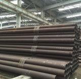 Tubulação de aço sem emenda em China com alta qualidade
