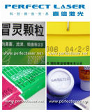 Carte PVC industrielle à grande vitesse de l'imprimante jet d'encre (PM-400)
