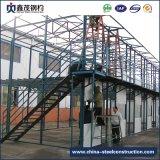 A construção em aço para construções prefabricadas House fornecidos directamente do fabricante