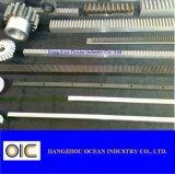 Crémaillères flexible en acier à usage industriel