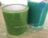 Groene Zelfklevende Film voor de Plastic Oppervlakte van het Metaal
