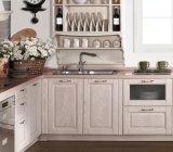 De Australische Standaard Klassieke Witte Aangepaste Keukenkasten van de Luxe