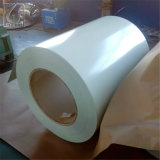 Couleur RAL PPGI prépeint bobine en acier recouvert de couleur