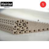 Straight Flush Hairise 7120 Correias Transportadoras Modulares de plástico de Grade