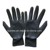 """Латекс """"мятым"""" эффектом безопасности рабочие перчатки"""