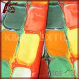 Tecido de seda Habotai impresso tecido de seda