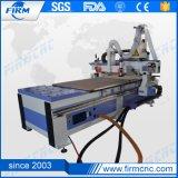 Selbsthilfsmittel-Wechsler-Holzbearbeitung-ATC CNC-Fräser-Maschine 1325