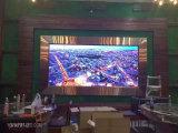 Innenmiete P3.91 farbenreiche LED-Bildschirmanzeige mit 500*500mm dem druckgießenvorstand