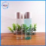 frasco 160ml de empacotamento cosmético que empacota o frasco cosmético do plástico do recipiente