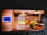 [ب2.5] [هد] داخليّ [سمد] [فولّ كلور] [لد] جدار مرئيّة لأنّ تلفزيون مرحلة ولون موسيقى حفل موسيقيّ