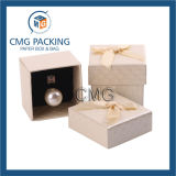 Caisse d'emballage de bijou avec la bande en soie (CMG-PJB-027)