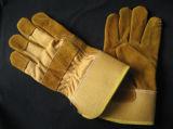 Het gouden Werk Thinsulate handschoen-3071 van het Leer van de Koe Gespleten volledig