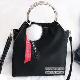 Nieuwe het Winkelen van de Vrouw van de Handtas van de Zwerfsters van de Hand van de Totalisator van de Stijl Zak met Groothandelsprijs van China Sy8670