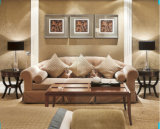 Luxuxstern-Hotel-Präsident Bedroom Furniture Sets/Standardkönig Size Room Furniture/klassische einzelne Schlafzimmer-Luxuxmöbel (GLNB-050505)