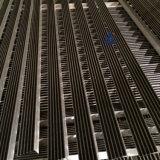 No sospecha de aluminio de la escalera del carborundo del resbalón