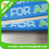 Bracelet en caoutchouc PVC personnalisé bon marché