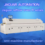 16의 가열 지역 (JAGUAR M8)를 가진 자동적인 PCB 납땜 기계