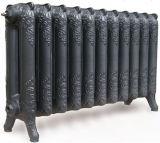 ホーム水セントラル・ヒーティングのためのイギリスの旧式で華やかで装飾的な鋳鉄のラジエーター