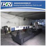 Pp. Doppelt-Schraube Plastikaufbereitenmaschinen-Plastikextruder-Plastikgranulierer