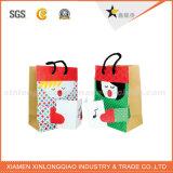 Professionelles kundenspezifisches Weihnachtsverpackender Papiergeschenk-/Weihnachtsbeutel