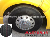Superhawk Tire 11r22.5, Doublecoin Quality Tire, Radial Truck Bus Tire, TBR Tire, Commercial Truck Tire