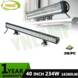 234W 40inch LEIDENE CREE 2rows Lichte Staaf voor Jeep