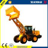 건축 Machinery Xd936plus 1.0cbm 3ton Wheel Loader