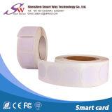13.56MHz Paper/PVC/PetのステッカーRFID NFCの札
