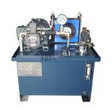 Sistema hidráulico de la estación de potencia hidráulica