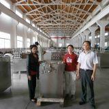 Beverage (GJB1000-60)のための1000L 60MPa Homogenizer