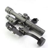 Svd 4X24-1 빨간 분명히된 대물경선망 소총 범위를 가진 군 기준 Riflescope