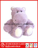 Het hete Stuk speelgoed van Hippo van de Pluche van de Verkoop voor de Bevordering van de Gift van de Baby