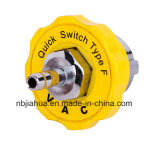 China Factory Medical Gas Terminal / Outlet O2 / Air / VAC Afnor
