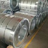bobine en acier galvanisée plongée chaude d'épaisseur de 0.12-6mm