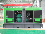 144kw/180kVA van uitstekende kwaliteit Silent Generator Set met Ce (6CTA8.3-G2) (GDC180*S)