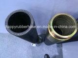Resistente a abrasão de Alta Pressão flexível do tubo da bomba de concreto