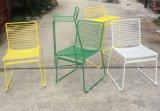鋼線の椅子
