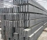 Canaletas em U padrão da calha de aço JIS de China Tangshan Manufactutrer