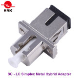 LC Sc St FC Mu Simplex / Duplex Hybrid Fiber Optic Adapter