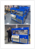 Boîte en plastique formant l'industrie de la machine, fabrication professionnelle de la machine de moulage en plastique, machine de moulage en plastique, certification Ce