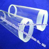 Tapa de cuarzo del tornillo en TFT-LCD G3 para Dry-Etching Fab.